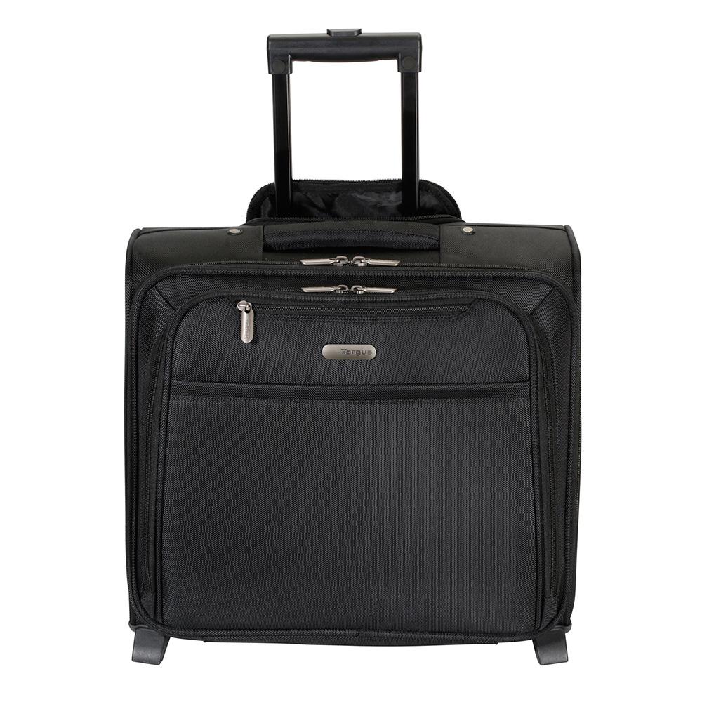 타거스 오버나이트 롤링백 블랙 16인치 노트북 캐리어 출장가방 기내용 여행가방 맥북가방