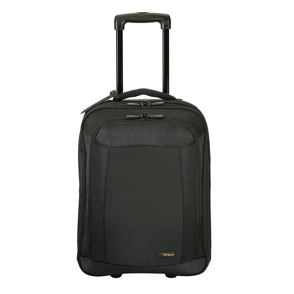 타거스 씨티기어 롤링백 블랙 16인치 노트북 캐리어 출장가방 기내용 여행가방 맥북가방