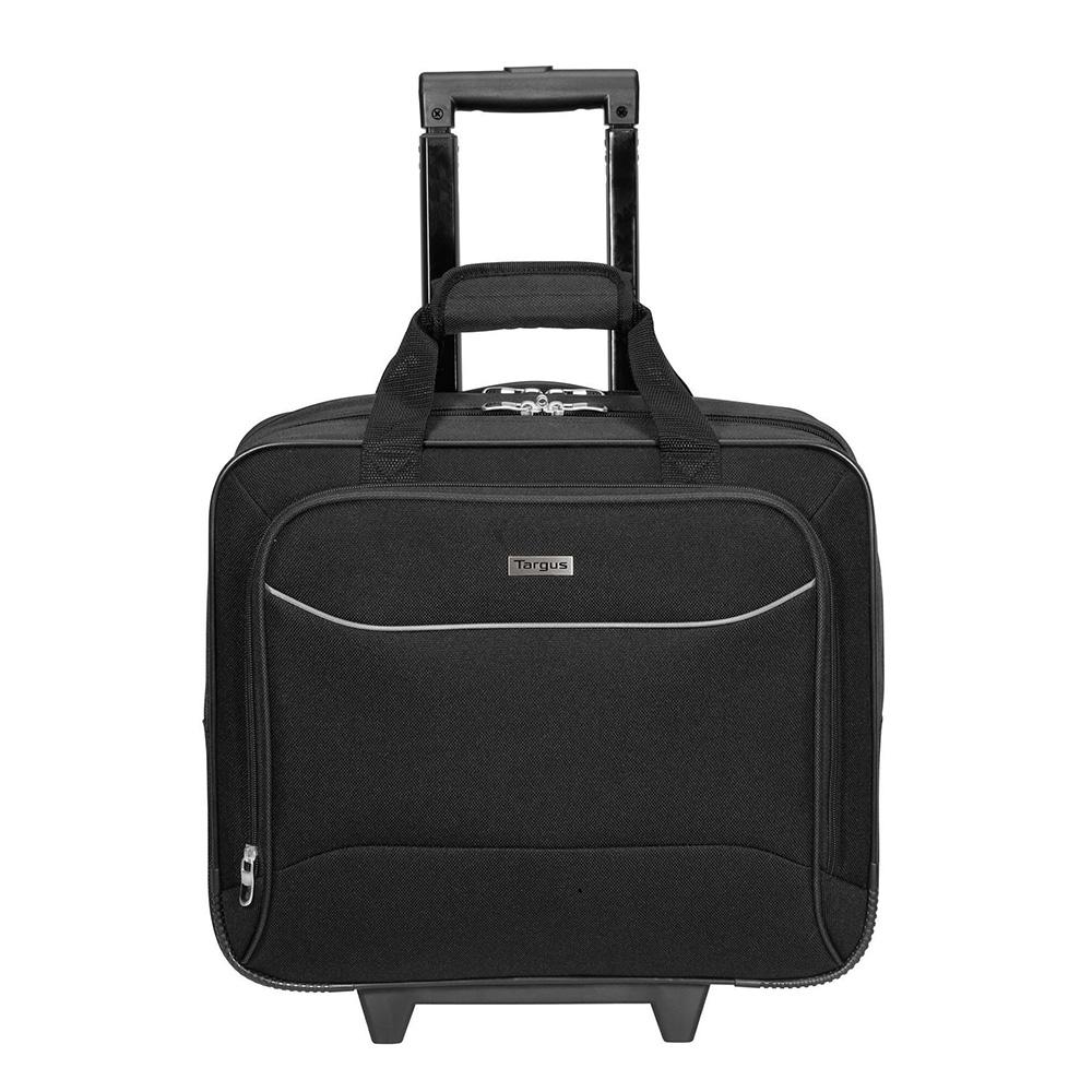 타거스 에티튜드 롤링 랩탑케이스 블랙 16인치 노트북 캐리어 출장가방 기내용 여행가방 맥북가방