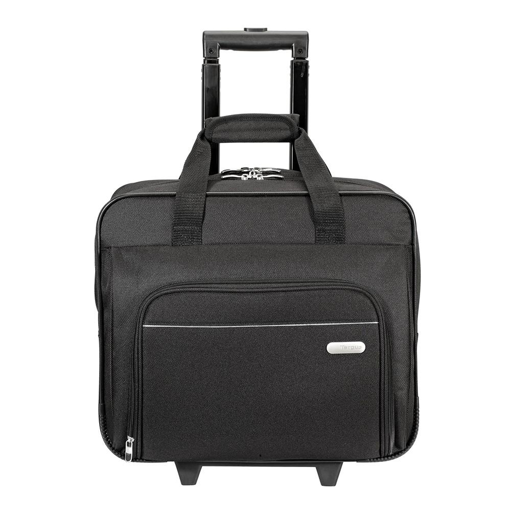 타거스 롤링 랩탑케이스 블랙 16인치 노트북 캐리어 출장가방 기내용 여행가방 맥북가방