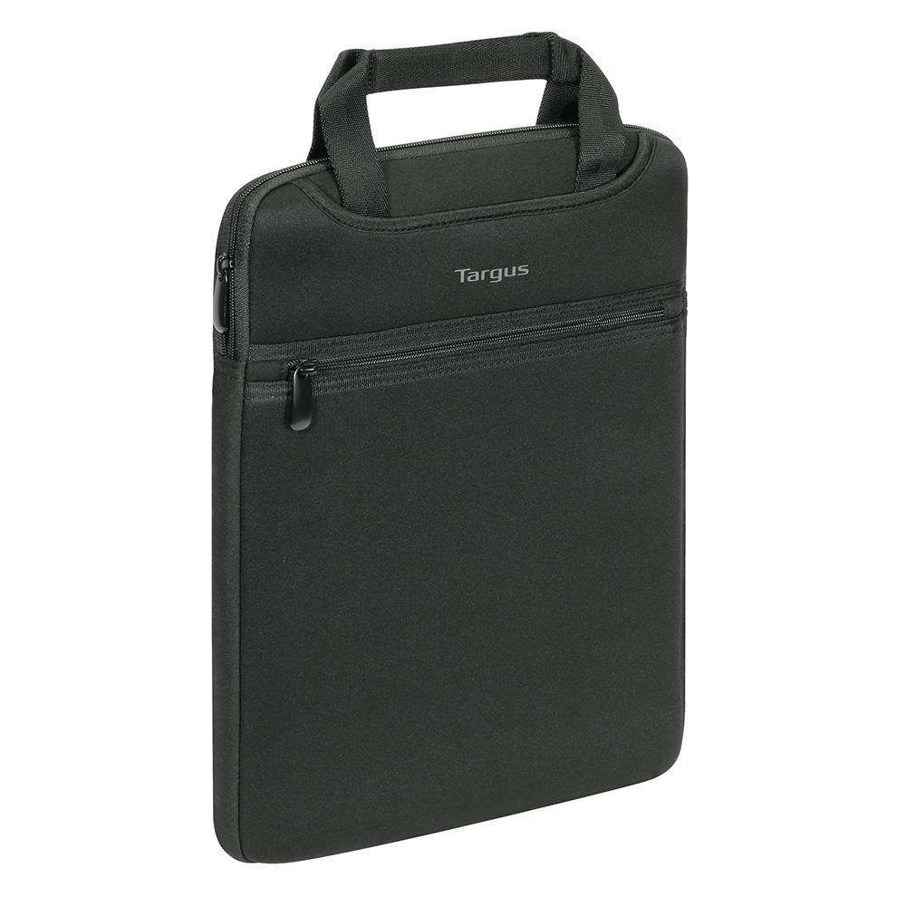 타거스 버티컬 슬리브 블랙 12인치 노트북가방 맥북가방 남자 추천 스타일 데일리백 targus