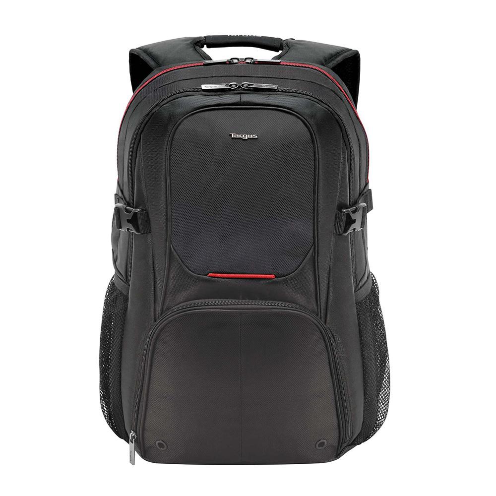 타거스 메트로폴리탄 어드밴스 백팩 블랙 15.6인치 노트북가방 맥북가방 파우치 남자 추천 스타일 데일리백