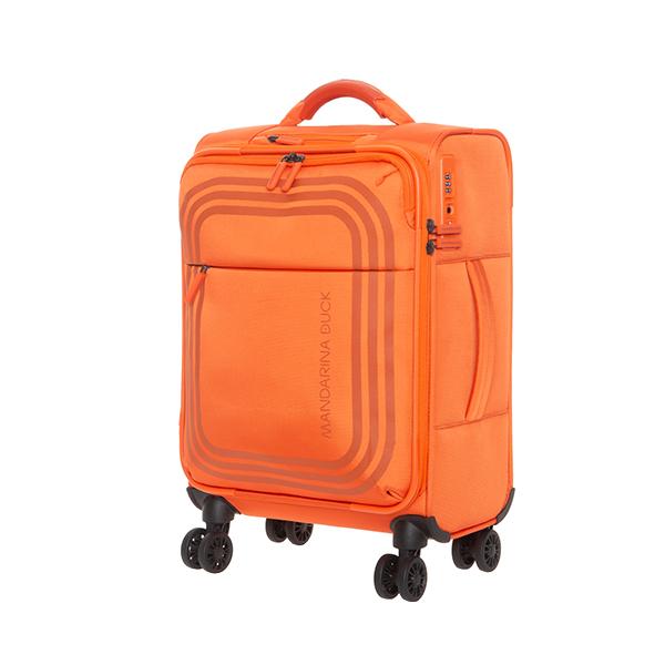 [만다리나덕]MANDARINADUCK - BILBAOwheeled VAV0224H (Orangeade) 19인치 소프트캐리어