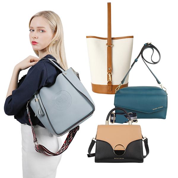[바나바나]하나쯤 꼭 갖고 다니는 39900 균일가 여성가방