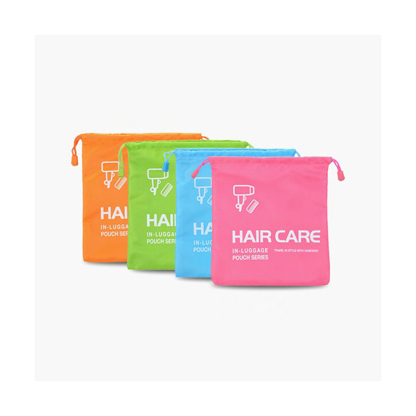 [비아모노] VIAMONOH HAIRCARE ORGANIZER 4COLORS 수납팩 파우치