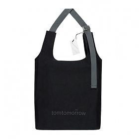 [톰투머로우]TOMTOMORROW 4way tote bag (bk) 토트백 숄더백