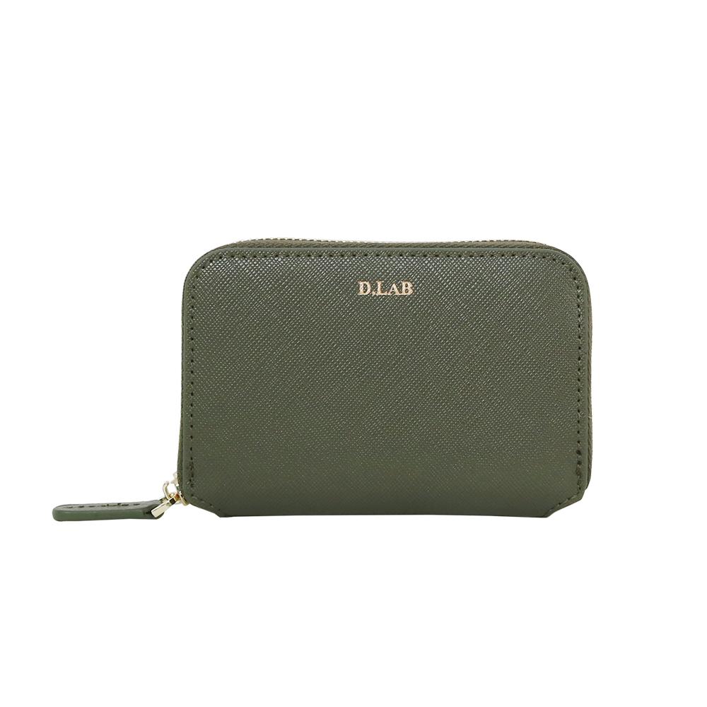 [별자리키링 증정] D.LAB Viva Wallet - green 지갑