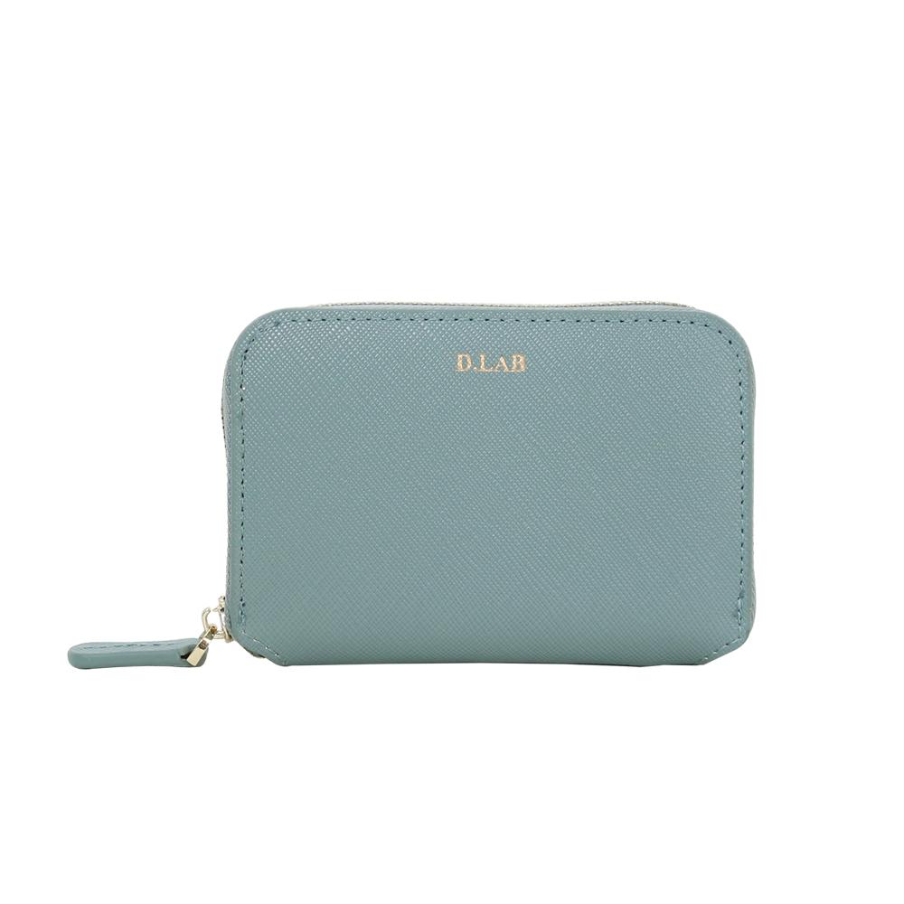 [별자리키링 증정] D.LAB Viva Wallet - Blue 지갑