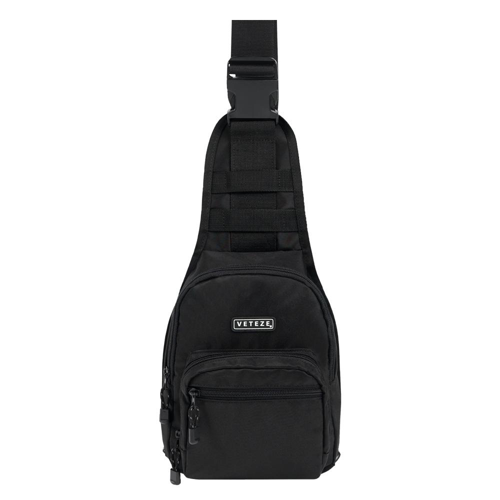 베테제 - Basic Sling Bag (black) 스카치 리플렉티브 베이직 슬링백 (블랙)