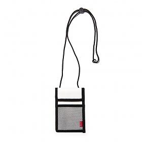 [드라이프]DRIFE - RF ID CASE - WHITE 넥파우치목걸이 카드지갑