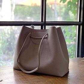 [디아이블랑] 스컬 토트 숄더백 3컬러 여성가방