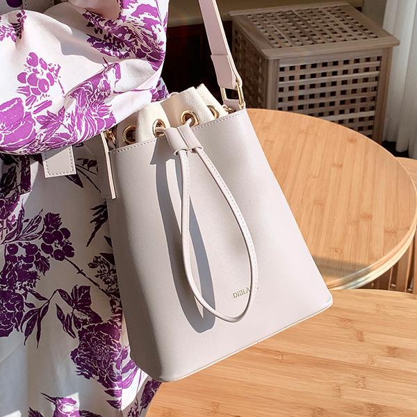 [디아이블랑] 브런치 토트 크로스백 4컬러 여성가방