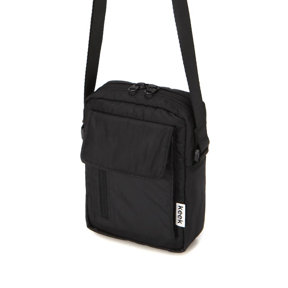 [키크]keek 포켓백 - Black