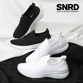 [SNRD] 신발 운동화 스니커즈 니트 런닝화 여성화 슬립온 SN528.
