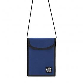 베테제 - Daily Pouch Bag (blue) 데일리 파우치백 (블루) 넥파우치 목걸이 지갑