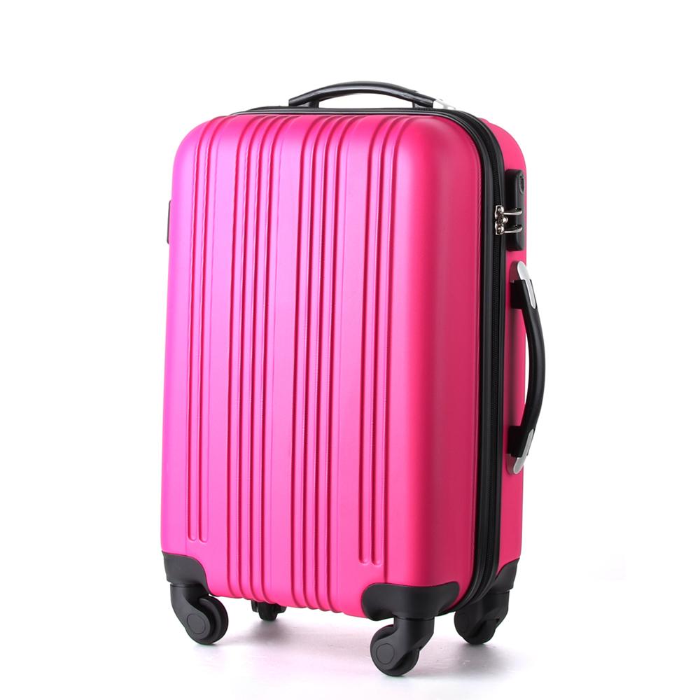 [오그램] 레이저 캐리어 24인치 핑크