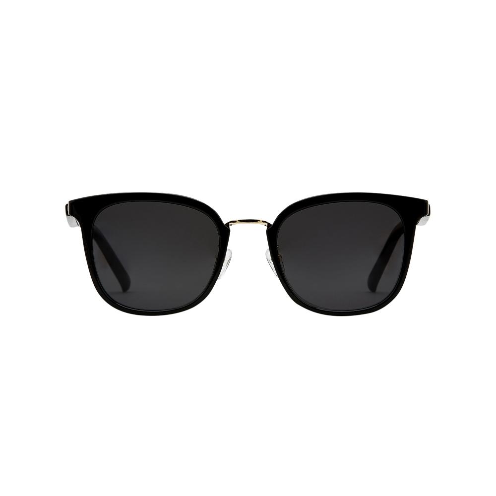 블루엘리펀트 - TREX gold-black 남자 여자 편광 뿔테 사각 명품 선글라스