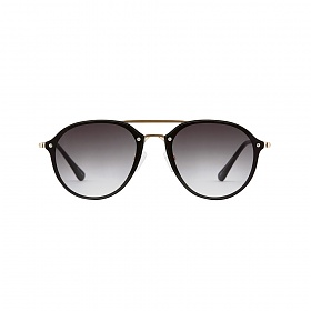 블루엘리펀트 - NICO black gradient 남자 여자 보잉 금테 복고 선글라스