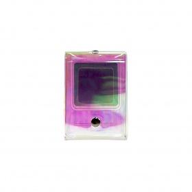 [클래디] 릴리 파우치 - 머메이드 핑크 (거울 포함)