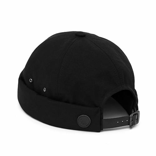 [언더컨트롤]UNDERCONTROL - MOLD CAP / VNTG / BLACK_볼캡 야구모자