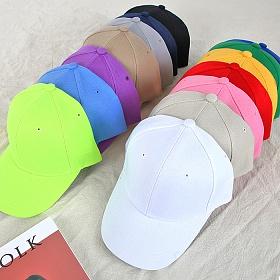 [탑보이] 남여공용 데일리 컬러풀 볼캡 모자 (MIL003)