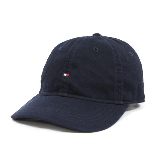 [타미힐피거] 남녀공용 모자 C817858936 475 네이비 TOMMY HILFIGER 정품 국내배송