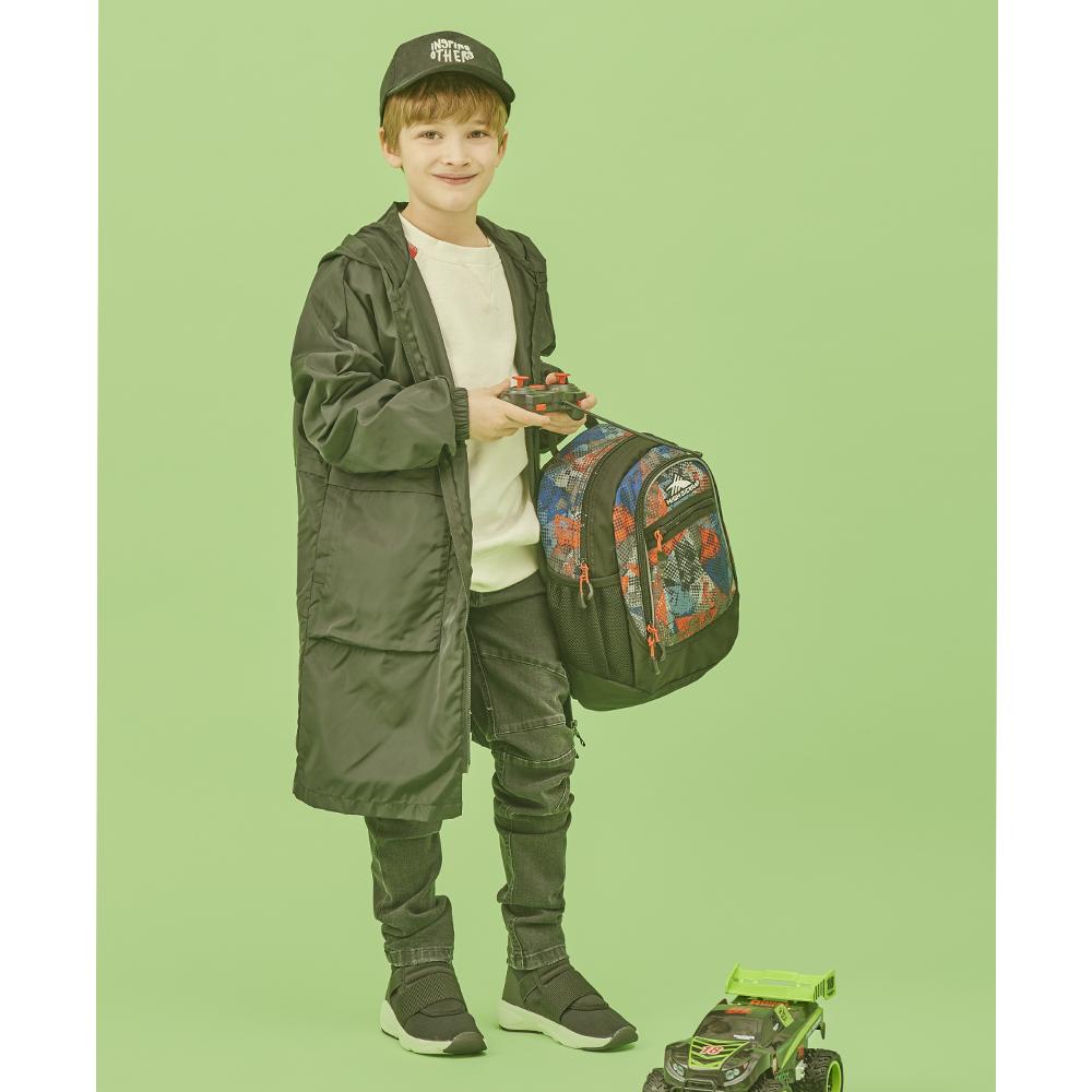 하이시에라 미니팻보이 - 블랙퍼즐 아동가방초등학생가방학원가방