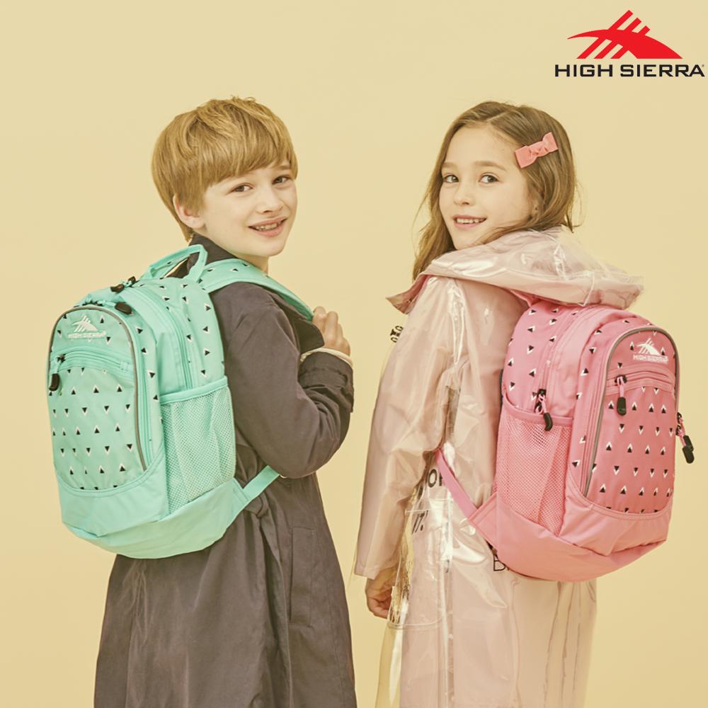 하이시에라 미니팻보이 백팩 아동가방 초등학생가방 학원가방