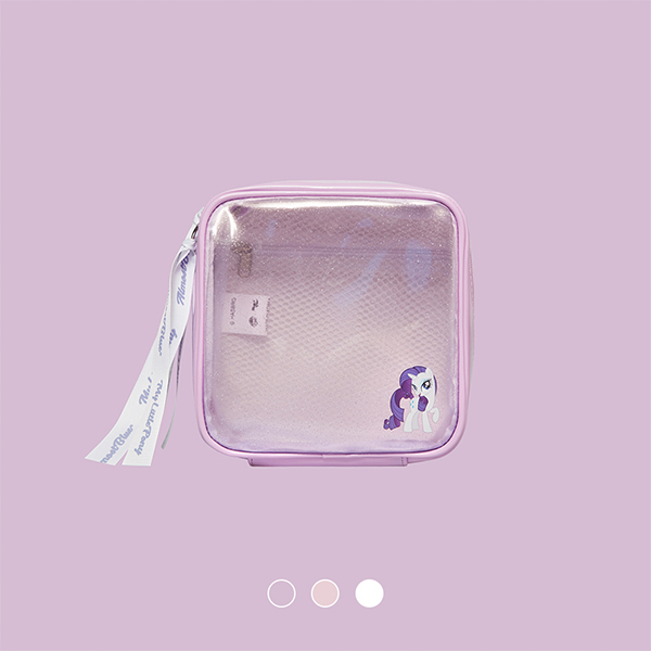 #클리어런스 [마이 리틀 포니 X 얼모스트 블루] TWINKLE CANDY POUCH PONY EDITION 파우치