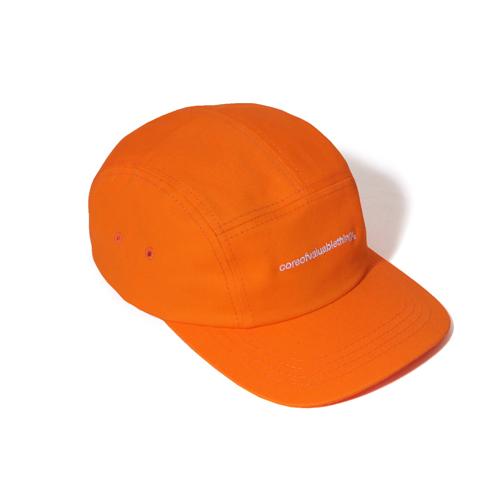 [벗딥]BUTDEEP - N CORE CAMP CAP-ORANGE 캠프캡