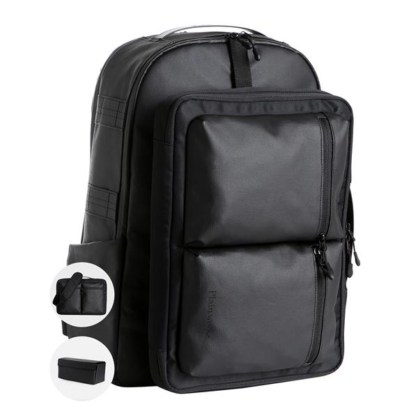 [플레인웍스] PW Module Backpack Cross bag 모듈 백팩