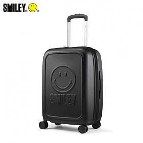 [스마일리] 캐리어 TSA락 확장형 여행가방 수화물용 24인치 오리지널1 SO-L8124 (블랙)