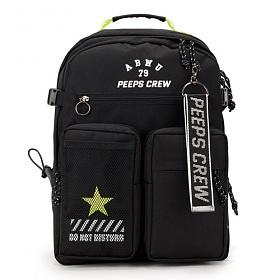 핍스 ABWU backpack(black) 백팩 가방