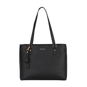 [바나바나] 에스더A 쇼퍼백 HMWCA094ET1 블랙 여성가방