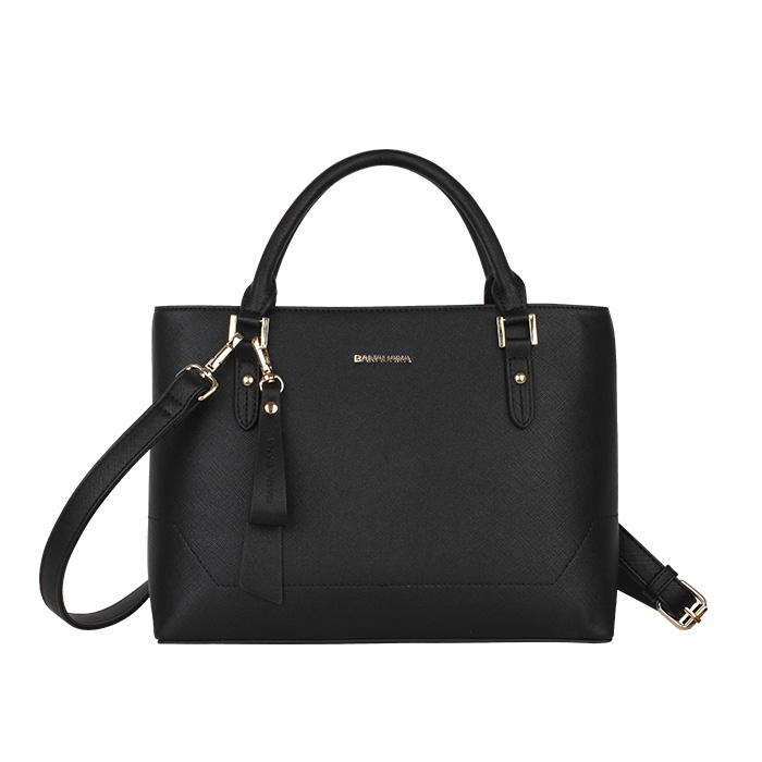 [바나바나] 에스더B 토트백 HMWCB094ET1 블랙 여성가방
