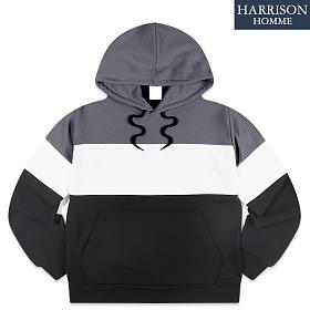 [해리슨] 남자 2015-3색 후드 티셔츠 TOS1194