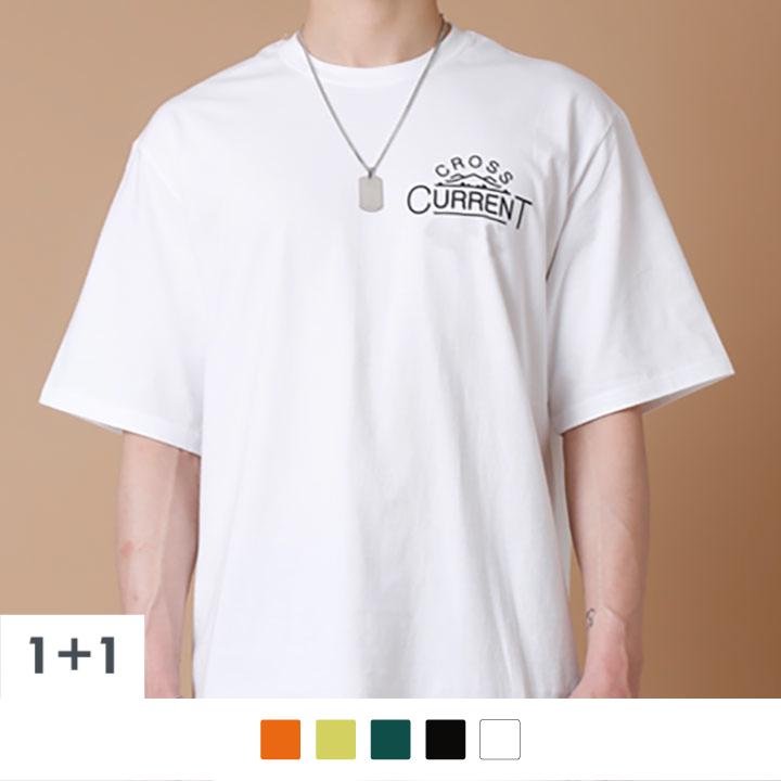 [크로스커렌트] CROSSCURRENT - [1+1]CCT Mountain Short Sleeve 반팔티셔츠