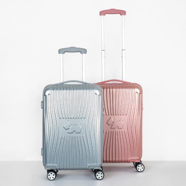 [아가타] 노블스코티 20인치 기내용 캐리어 / 여행가방 / 하드캐리어 2color(실버/로즈골드) 정품