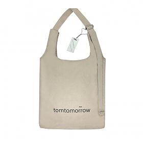 [톰투머로우]TOMTOMORROW 4way tote bag (bI) 토트백 크로스백 숄더백