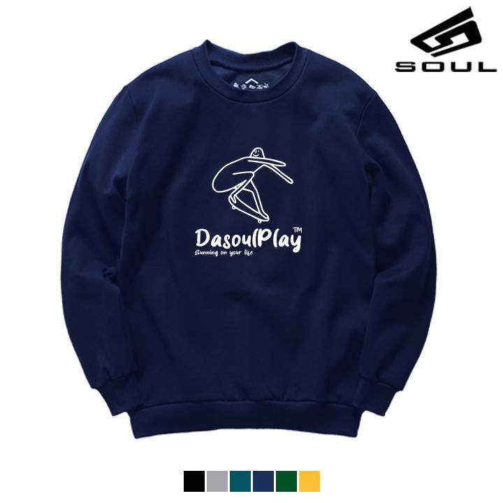 DASOUL - SKATING MAN - (SBMSO-3005) - 맨투맨