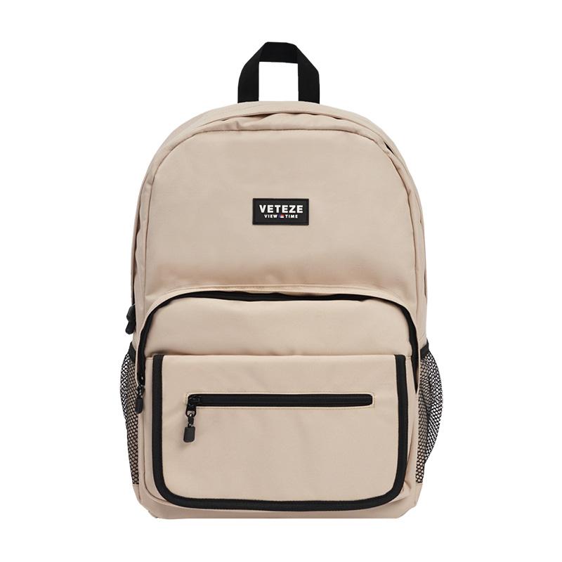 베테제 - Signature Backpack (beige) 시그니처 백팩 (베이지)