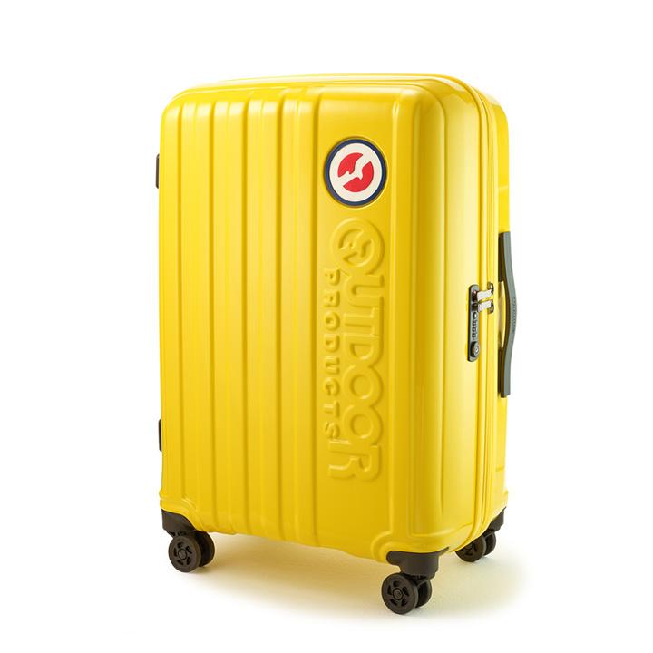 아웃도어프로덕츠 [OPCC-380-YE] 여행용 캐리어 24인치-Nightscape Yellow 하드캐리어