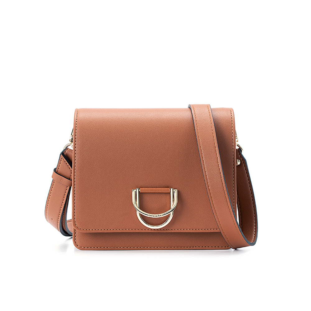 [돈키]DONKIE - 골든로드 백 (브라운) - D1020BR 크로스백 숄더백 여성가방