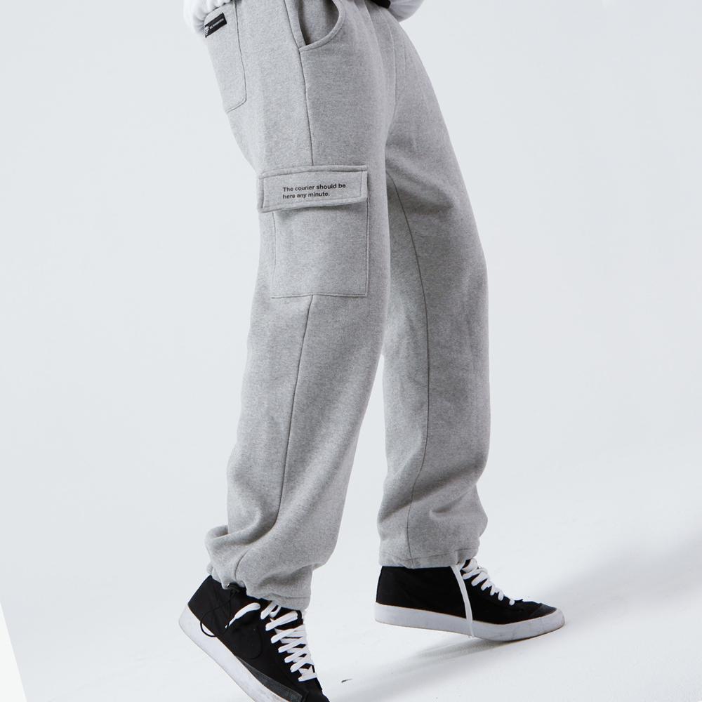 [피스메이커]RELAX CARGO PANTS (GREY) 카고 팬츠 바지