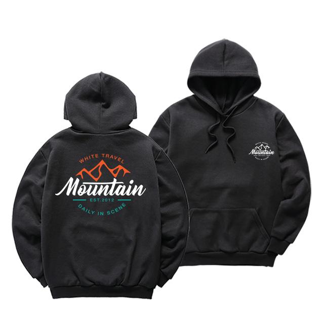디씬 - MOUNTAIN - (SBHDS-4011) - 후드