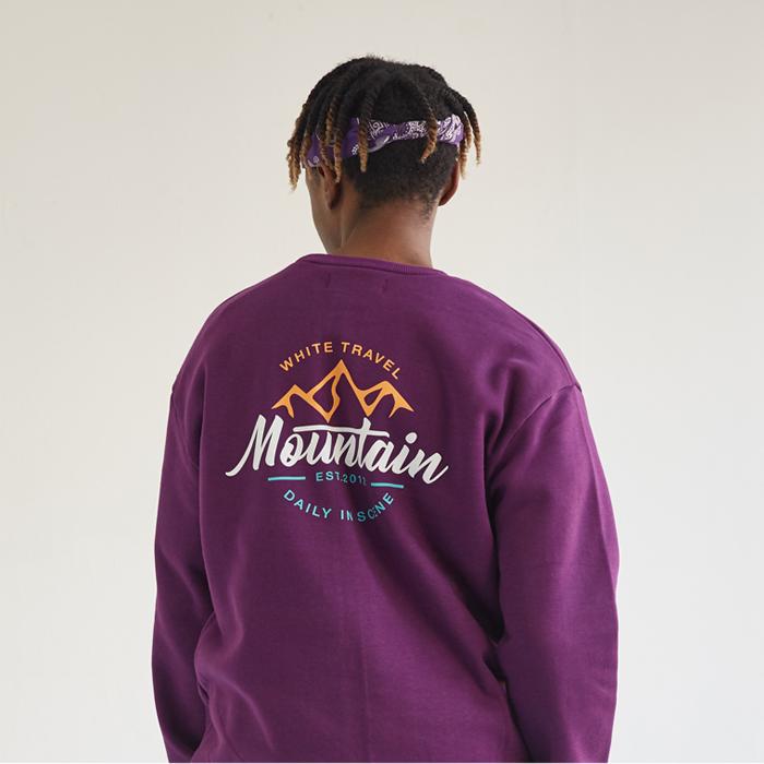 디씬 - MOUNTAIN - (SBMDS-4011) - 맨투맨