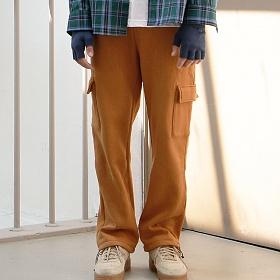[피스메이커]RELAX CARGO PANTS (CAMEL)