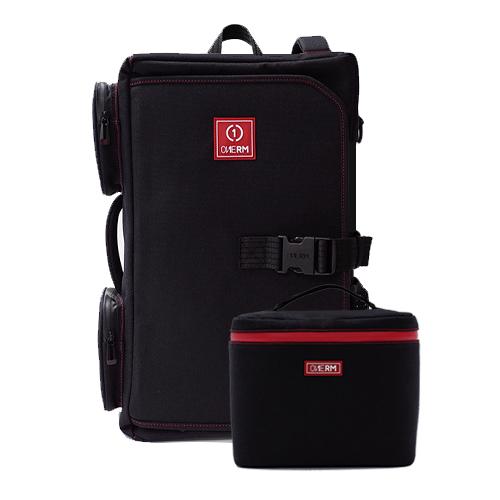 백팩+보냉백 세트 [원알엠]ONERM RM16BP2-BLACK MARK3 백팩 헬스 스포츠 운동 여행 가방