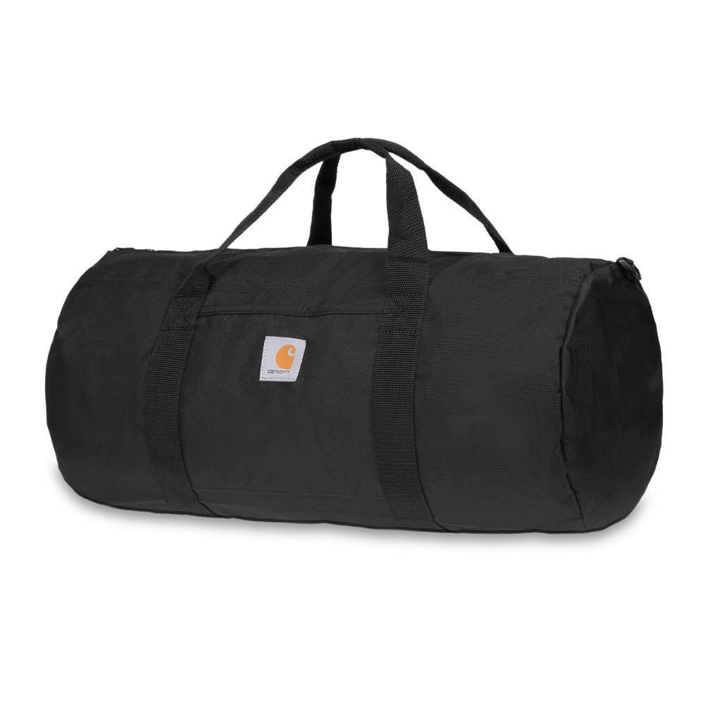 [칼하트]CARHARTT - 트레이드 미디엄 더플 +유틸리티 파우치 Trade Medium Duffel + Utility Pouch (Black) G16022101 크로스백