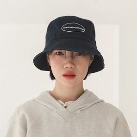 벗딥 CORE BUCKET HAT-NAVY 버킷햇 벙거지 모자